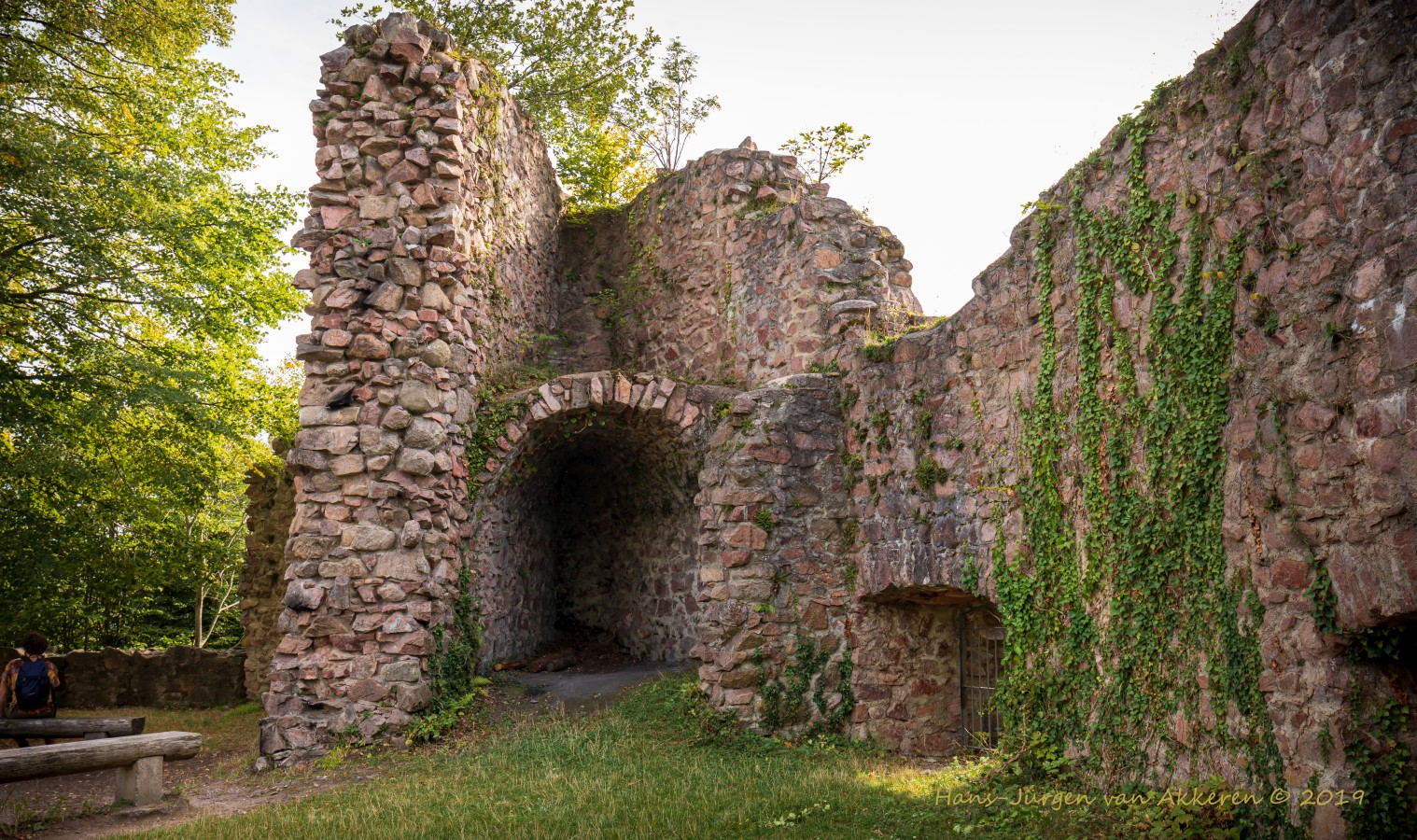 Sausenburg bei Sitzenkirch