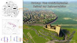vom archäologischen Befund zur Rekonstruktion