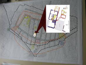 3D-Rekonstruktionen & Zeichnungen