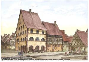 Rekonstruktion Neuenburger Kaufhaus