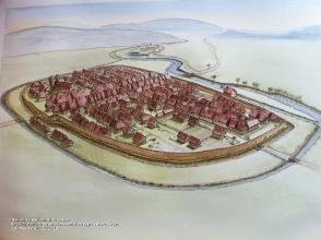 H-J.van.Akkeren-Kenzingen um das Jahr 1300