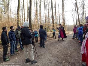 Exkursion im Schatten der Burg Kuernberg am 15.03.2015-69