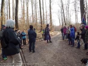 Exkursion im Schatten der Burg Kuernberg am 15.03.2015-70