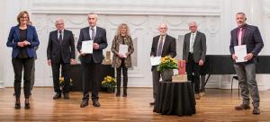 Preisverleihung Archaeologie-Preis 2020 in Stuttgart
