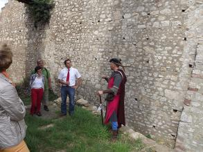 Tag des offenen Denkmals 2013 - Burg Lichteneck