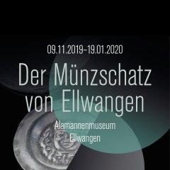 """Neue Sonderausstellung """"Der Münzschatz von Ellwangen"""" ab 9.11.2019"""