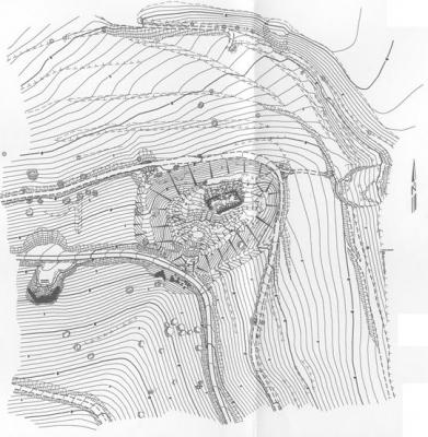 Karte des Kastenbuck
