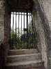 Verschlossener Aufgang