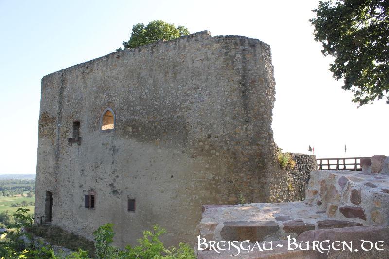 Burgruine-Lichteneck