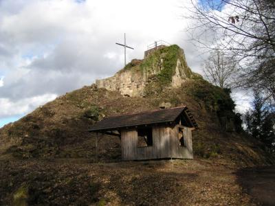 Kuernburg_sw-Ansicht