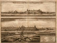 Kupferstich aus der Topographia Alsatiae von Merian 1644