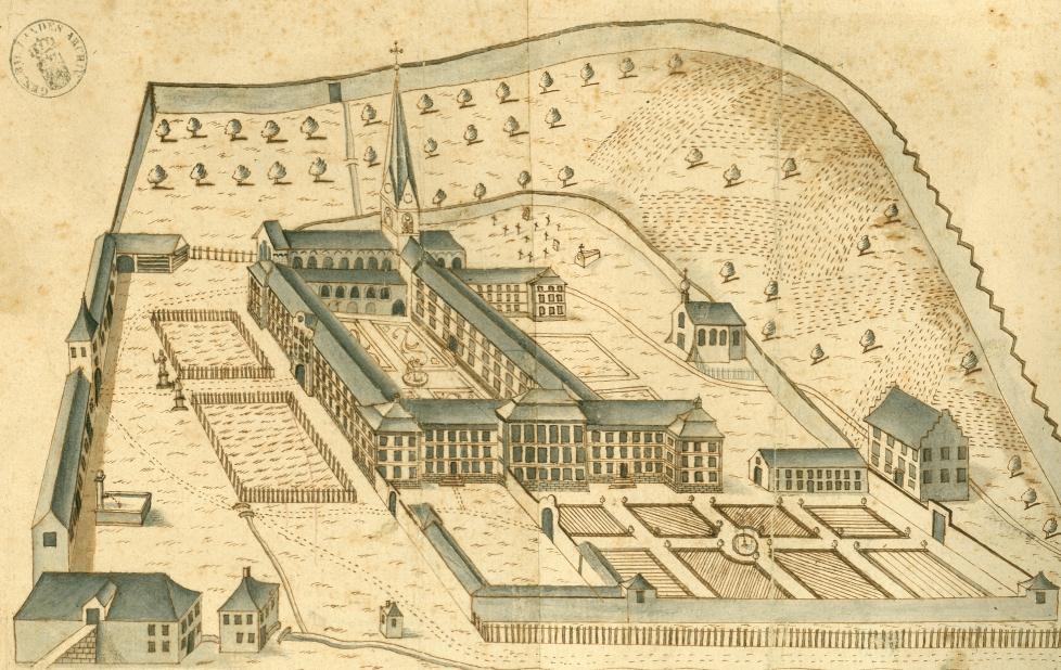 Kloster Tennenbach 1759
